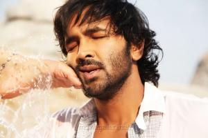 Actor Vishnu Manchu in Rowdy Movie Nee Meeda Ottu Song Stills