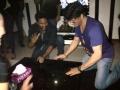 Prabhu Deva,Shahrukh Khan at Rowdy Rathore Success Party Stills