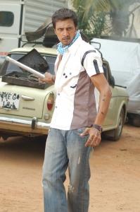 Actor Sudeep in Rowdy Simha Movie Stills