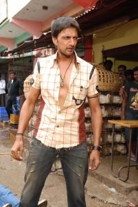 Rowdy Simha Telugu Movie Actor Sudeep Stills