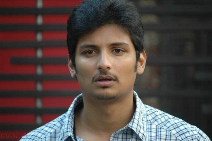 Tamil actor Jiiva