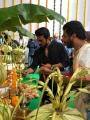 Ram Charan @ RRR Movie Launch Stills