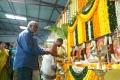 MM Keeravani @ RRR Movie Opening Photos HD