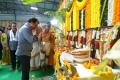 Koratala Siva @ RRR Movie Opening Photos HD