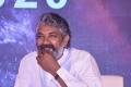 SS Rajamouli @ RRR Movie Press Meet Stills