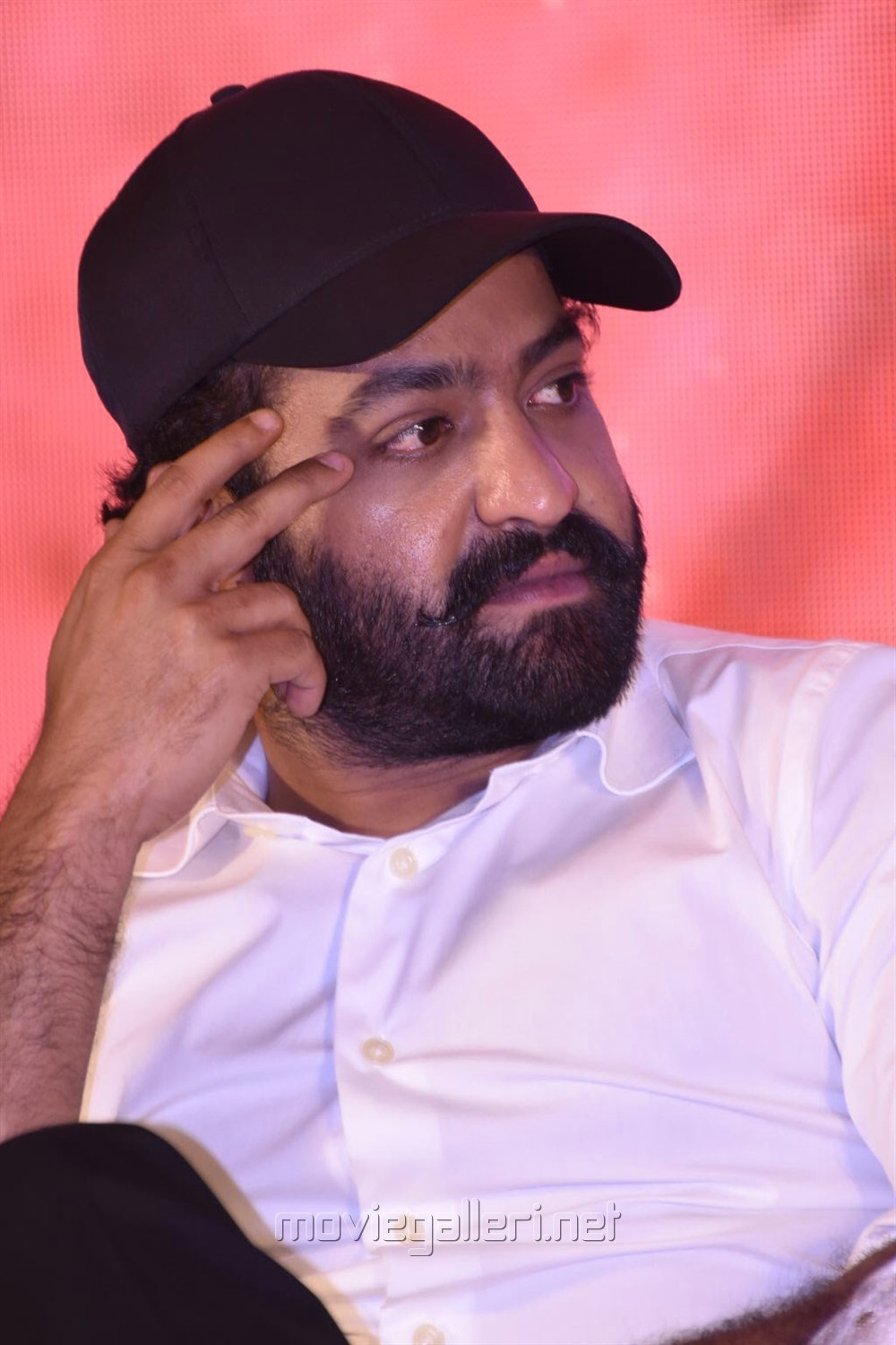 Jr NTR @ RRR Movie Press Meet Stills