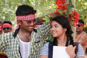 Jana, Anu Krishna in Iru Kadhal Oru Kadhai Movie Stills