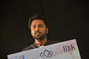 Actor Chandran @ Rubaai Movie Audio Launch Stills