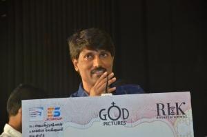 M Anbazhagan @ Rubaai Movie Audio Launch Stills