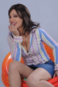 Telugu Actress Ruby Ahmed Photoshoot Stills