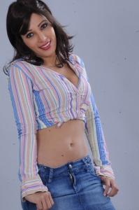 Telugu Actress Ruby Ahmed Hot Photoshoot Stills