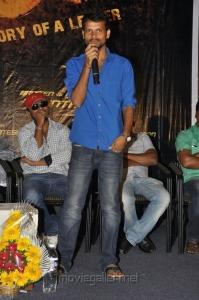 Director Santhosh at Rudhiram Movie Press Meet Stills