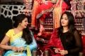 Rudhramadevi Actress Anushka Shetty Interactive Session with fans