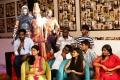 Rudhramadevi Anushka Shetty at United Kitchens of India