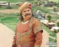 Raza Murad as Singanna in Rudhramadevi Movie Wallpapers