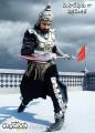 Vikramjeet Virk as Mahadevudu in Rudhramadevi Movie Posters