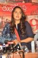 Actress Anushka Shetty @ Rudhramadevi Press Meet for Entertainment Tax Exemption in Telangana