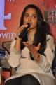 Actress Anushka @ Rudrama Devi Movie Release Date Announcement Stills