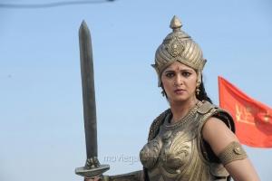 Rudramadevi Anushka Images