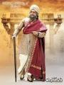 Prakash Raj as Mahamantri Shivadevayya in Rudramadevi Movie Posters
