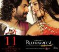 Rana, Anushka in Rudramadevi Movie Release Posters