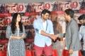 Anushka, Allu Arjun, Rana @ Rudramadevi Release Date Press Meet Stills