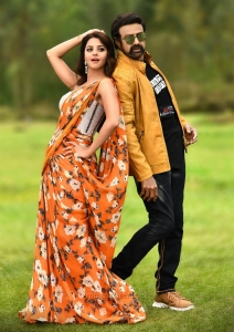 Vedika, Balakrishna in Ruler Movie HD Images