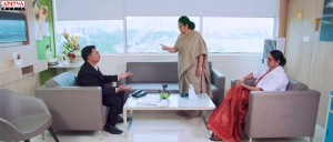 Sayaji Shinde, Jayasudha in Ruler Movie HD Images