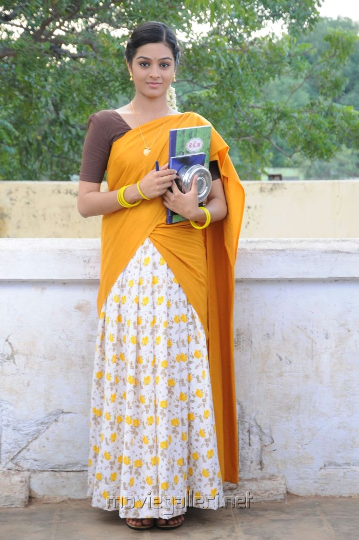 Actress Gayathri in Rummy Tamil Movie Stills