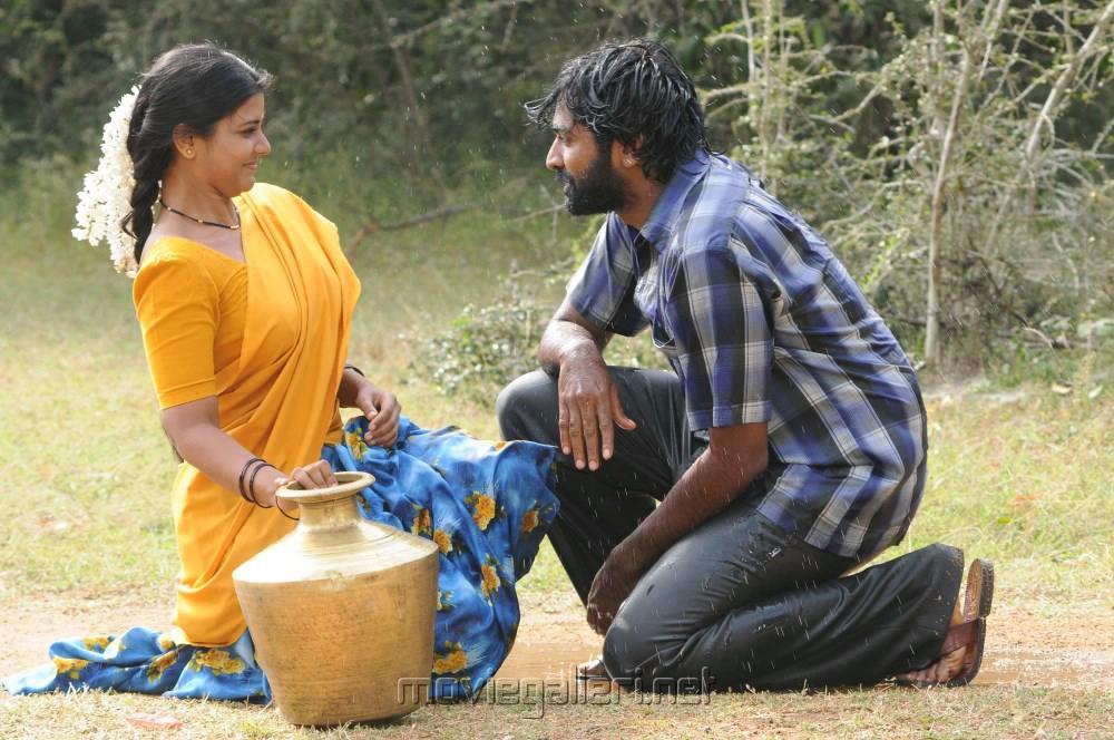 Aishwarya, Vijay Sethupathi in Rummy Movie Stills