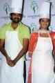 Inigo Prabhakaran, Gayathrie Shankar @ Cake Mixing in Hotel Green Park Stills
