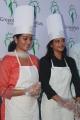 Gayathrie Shankar, Iyshwarya Rajesh Cake Mixing at Green Park Hotel Stills