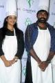 Iyshwarya Rajesh, Vijay Sethupathi @ Cake Mixing in Hotel Green Park Stills