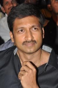Actor Gopichand @ Run Raja Run Movie Audio Launch Stills