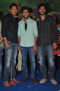 Gopichand, Sharwanand, Prabhas @ Run Raja Run Movie Audio Launch Stills