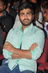 Sharwanand @ Run Raja Run Movie Audio Launch Stills