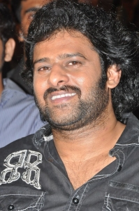 Actor Prabhas @ Run Raja Run Movie Audio Launch Stills