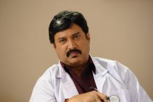 Actor Suresh @ Rushi Telugu Movie Stills