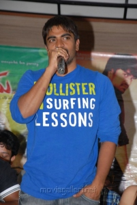Actor Srinivas Mangam at Rye Rye Movie Success Meet Stills