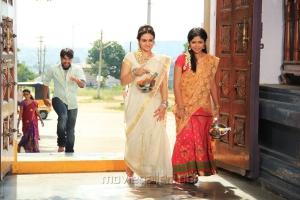Srinivas & Aksha Pardasany in Rye Rye Telugu Movie Stills