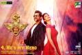 Suriya, Shruti Hassan in S3 Audio Release Posters