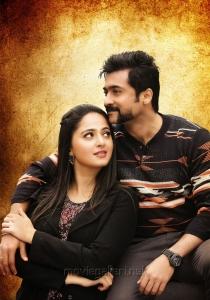 Anushka, Suriya in S3 Movie Latest Stills