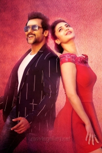 Suriya, Shruti Haasan in S3 Movie Latest Stills