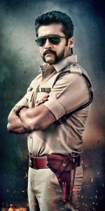 Actor Suriya in S3 Movie Latest Stills