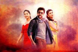 Anushka, Suriya, Shruti Haasan in S3 Movie Latest Stills