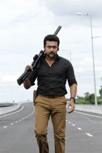 Actor Suriya in Singam 3 Movie Photos