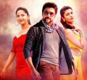 Anushka, Suriya, Shruti Haasan in S3 Movie Photos