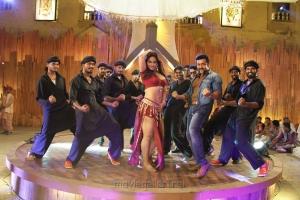 Actress Neetu Chandra Hot Item Song in S3 Movie Sone Sone Photos
