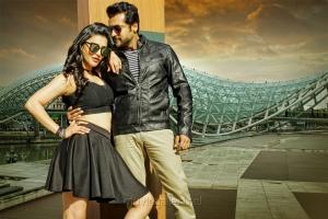 Shruti Haasan, Suriya in S3 (Yamudu 3) Movie Pics