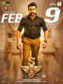 Suriya's Singam 3 Telugu Movie Release Date Feb 9 Posters